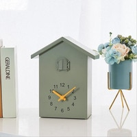Cuckoo Quartz Wall Clock Modern Bird Hanging Watch Decoration Alarm Clocks Horologe for Home Living Room Fashion House Clock