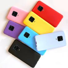 case for Xiaomi redmi note 9s redmi note 9pro note 9 s pro max note9s case soft Matte silicone back Protector phone cover Cases