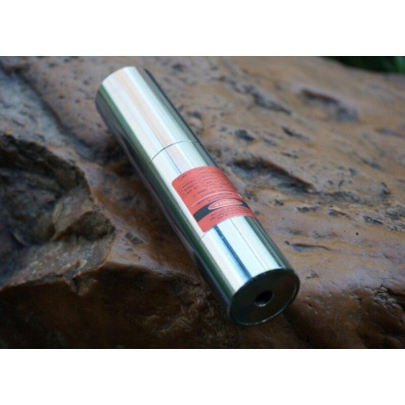 Waterproof 638nm Red Laser Flashlight DS2 enlarge