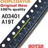 50PCS AO3401 SOT23 A19T SOT-23 SOT23-3 SOT SMD nuovo e originale IC Chipset