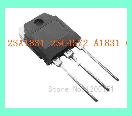 2SA1831 2SC4572 A1831/C4572