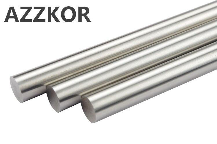 Haste reta hss aço temperado métrica barra de aço branco 200mm ferramenta torno redondo haste de aço branco carpintaria carpintaria carpintaria faca 1 pçs