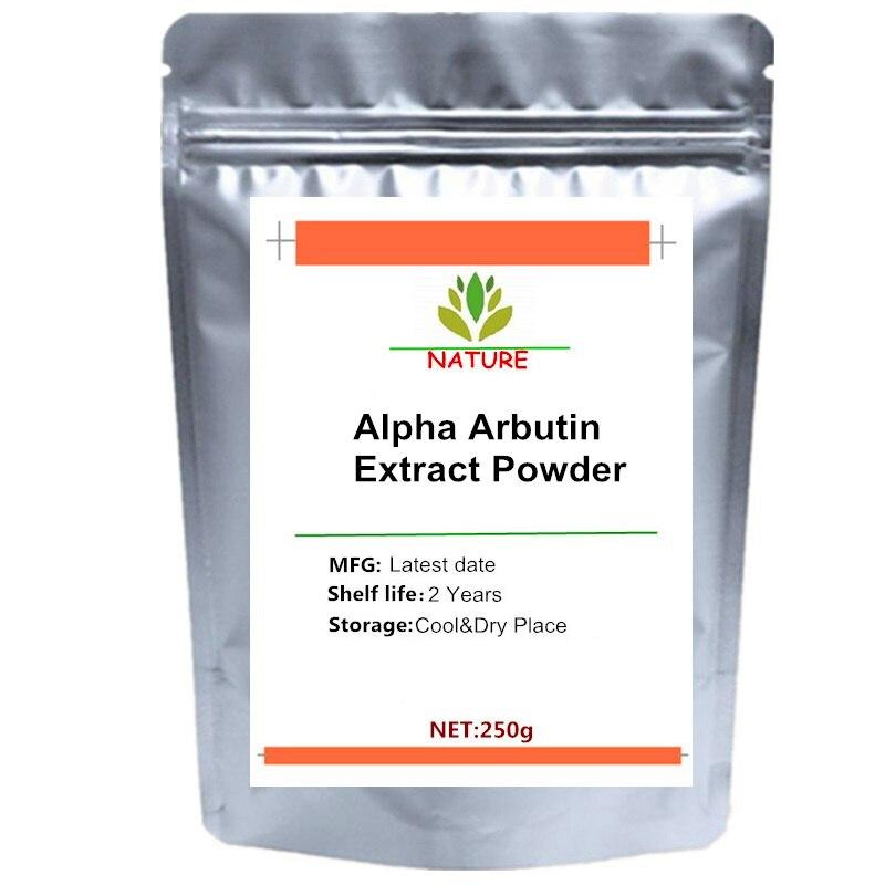 Alpha Arbutin Powder 98% Pure Skin Whitening Brightening Bearberry Extract