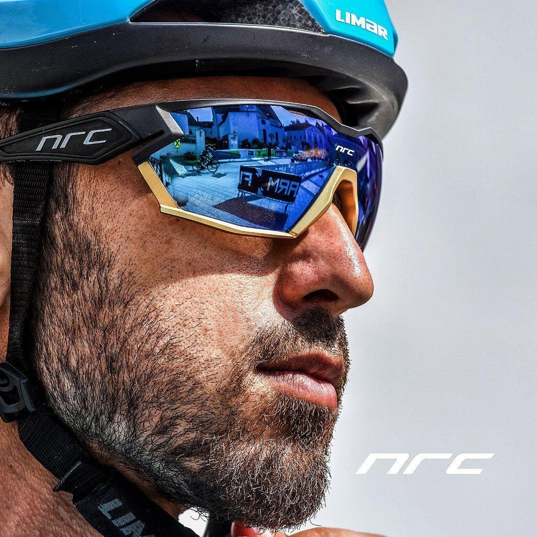 2021 NRC P-Ride Photochromic Cycling Glasses man Mountain Bike Bicycle Sport Cycling Sunglasses MTB Cycling Eyewear woman