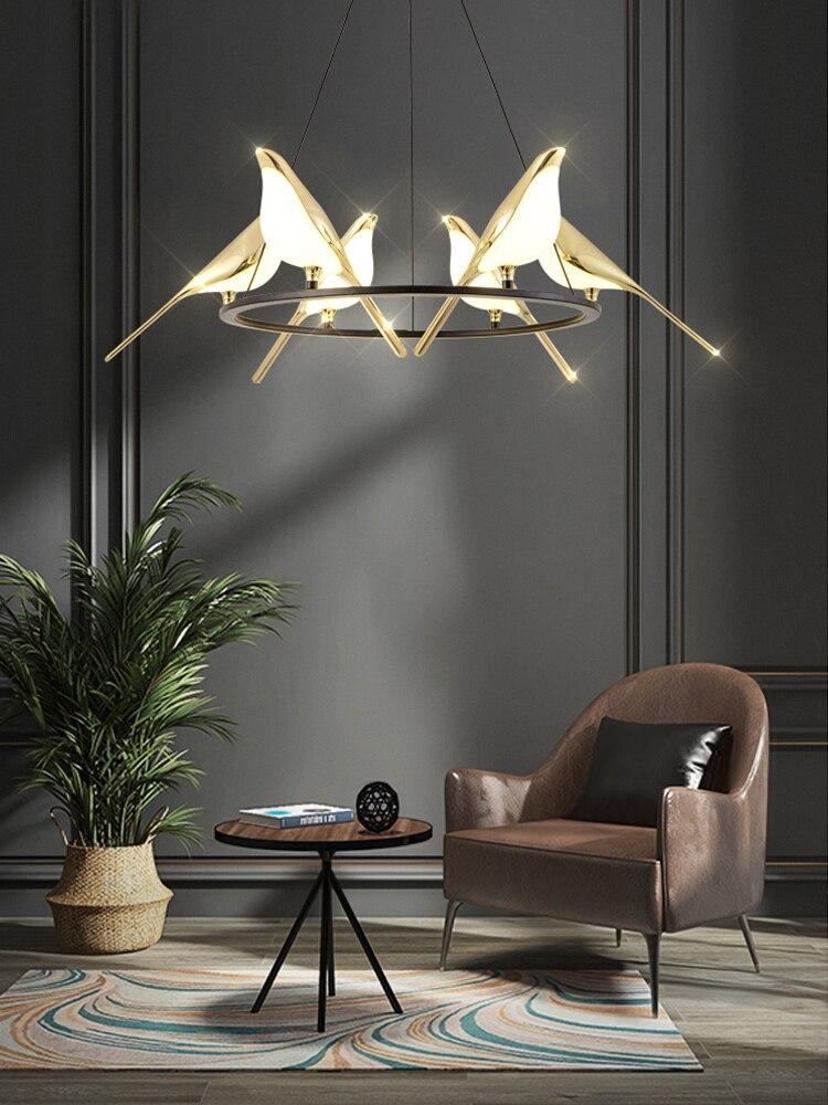 الحديثة أضواء الثريا العقدة الديكور دائرة مصباح نجف ديكور فني مصابيح تعليق للزينة المنزل داخلي
