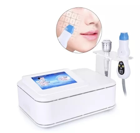 RF fractional microneedling skin rejuvenation tightening machine anti-aging wrinkle remover