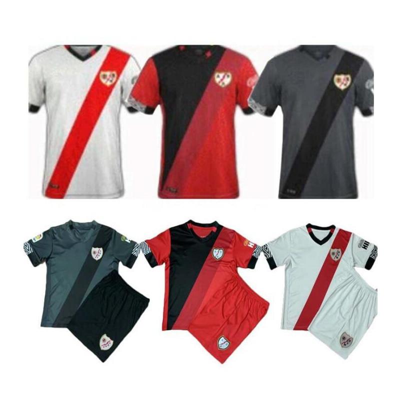 New Arrived For Rayo Vallecano Futbol Camisa Shirts 2020 Camiseta De Futbol Shirt Leisure Best Quali