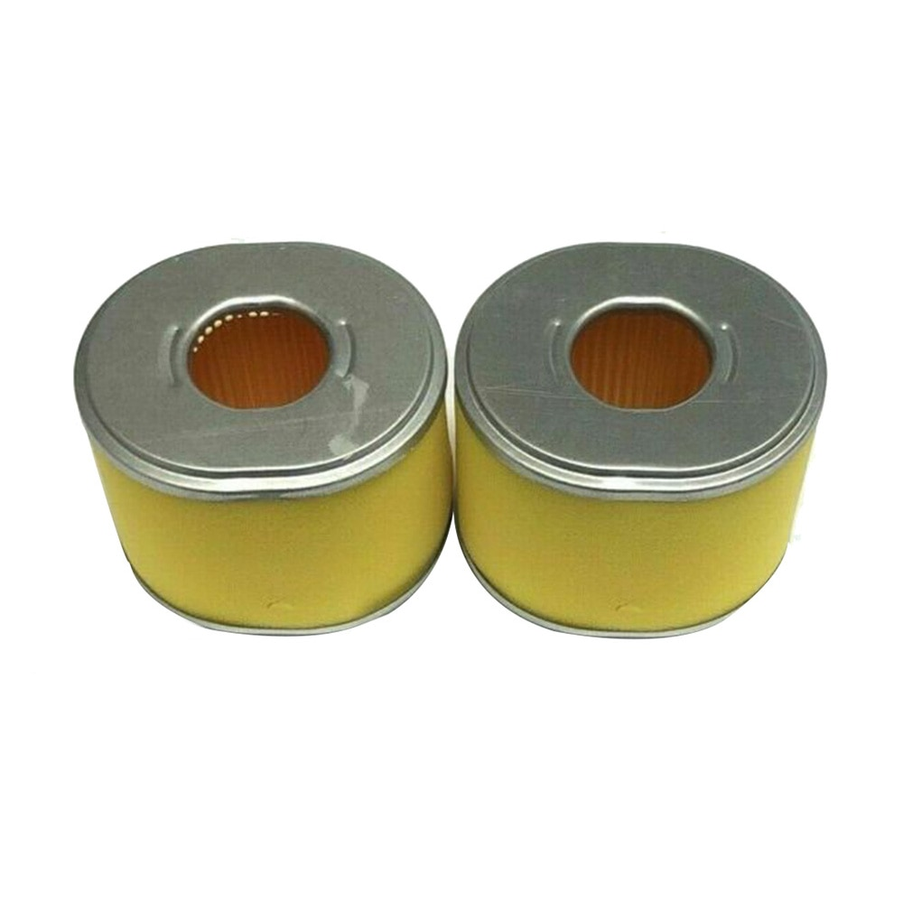 Filtro de aire Cable de bujía y mango X 2 Kit de servicio para Honda GX140 GX160 GX200 Accesorios de herramientas eléctricas duradero