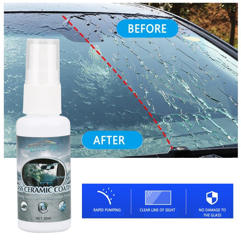 Car spray Waterproof Rainproof Spray Car Front Window Anti Mist Goggles Car Glass Clean Window Repair Auto Accessories TXTB1