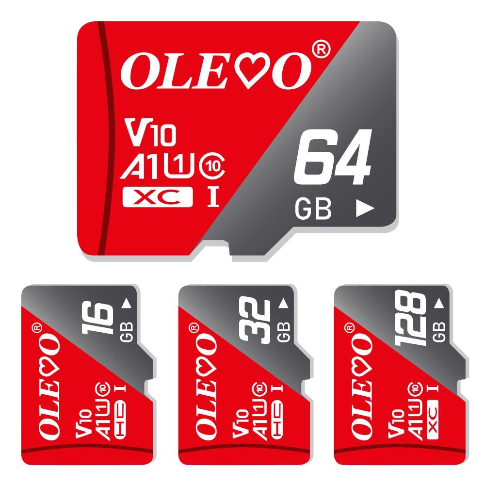 Tarjeta tf de gran oferta, tarjeta de memoria micro sd A1 de 128GB, tarjeta micro sd de 32 GB, 16GB, 64GB, tarjeta Flash Class10 UHS-1, tarjetas de memoria de 32 GB