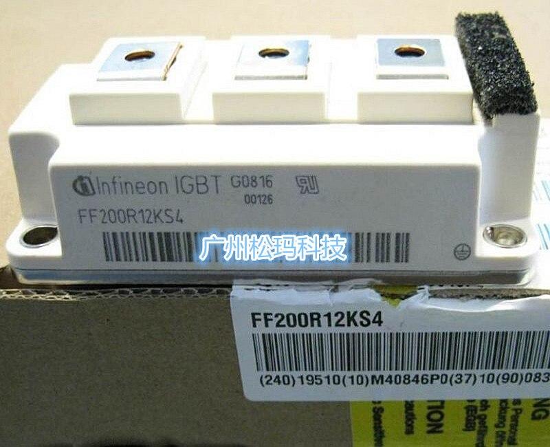 FF200R12KS4 200A módulo IGBT 1200V para garantizar la calidad -- SMKJ