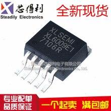 10 unids/lote nuevo y Original XL6009E1 Chip Boost 60V 4A 400KHZ TO263-5L XL6009 parche
