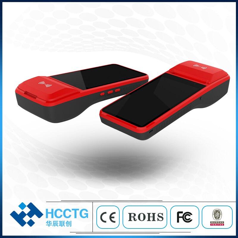 محطة لاسلكية لنقاط البيع ، نظام Android ، مع Bluetooth و Wifi ، طابعة حرارية مدمجة وماسح الباركود R330 ، أرخص