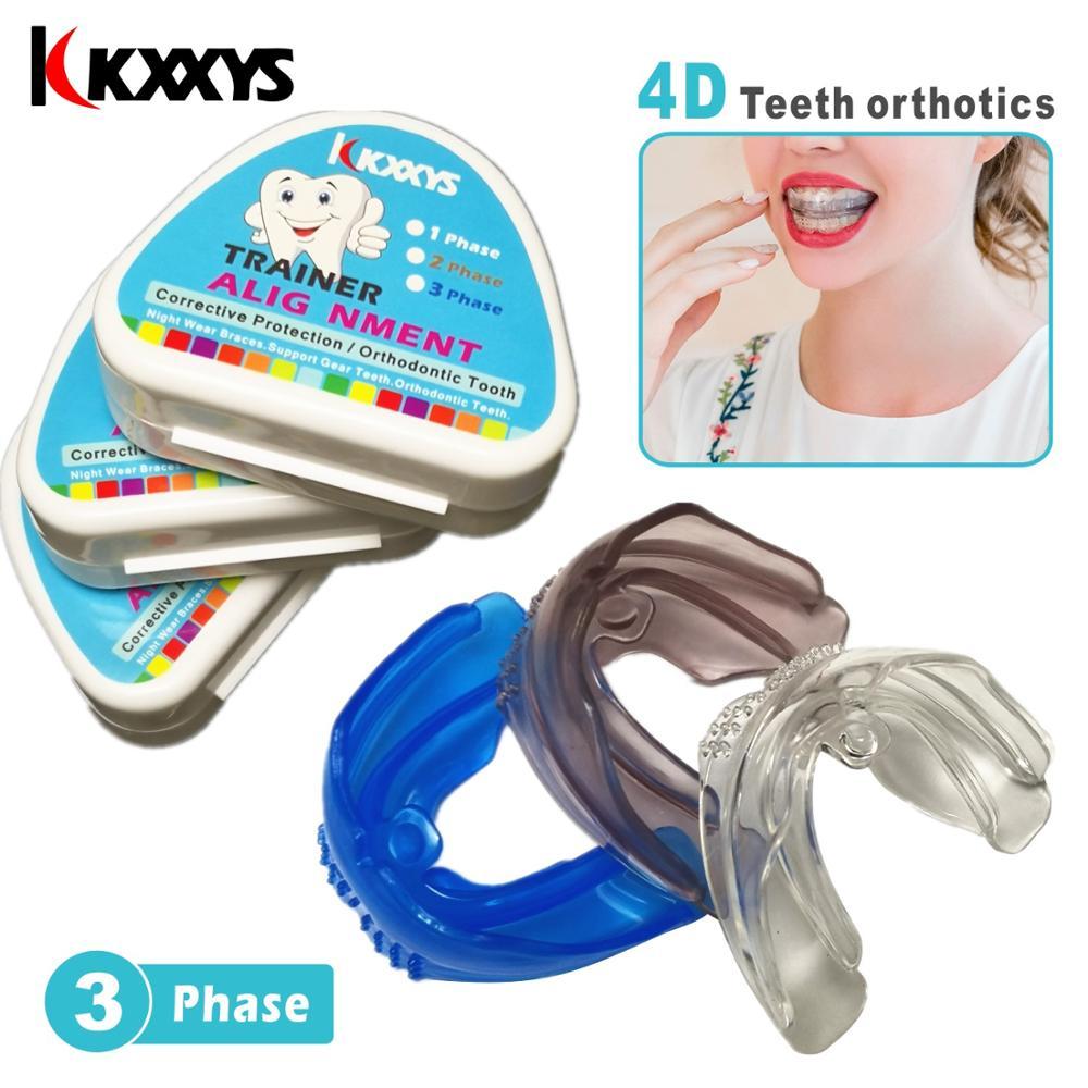 Ортодонтические невидимые Брекеты для взрослых, инструмент для отбеливания зубов, Ортодонтические фиксаторы