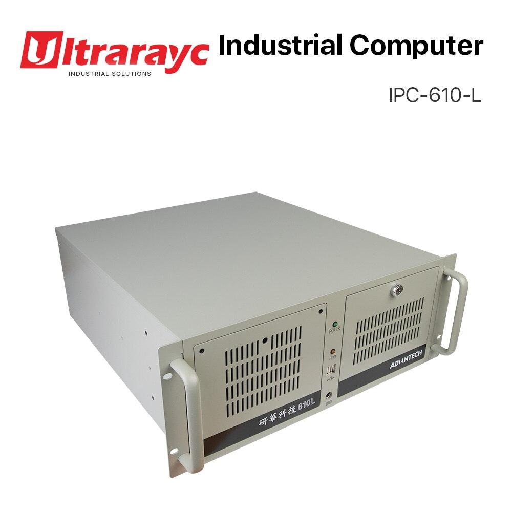 Ultrarayc IPC-160-L de ordenador Industrial con CPU Intel E7400 Super E5400 sin pantalla para máquina de corte de fibra