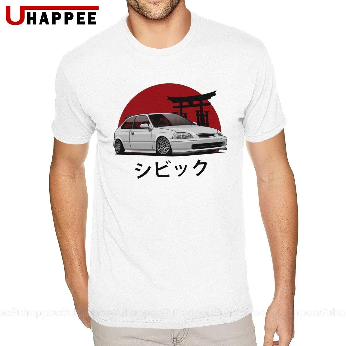 Гоночный автомобиль JDM футболка Молодежная Корейская мужская модная футболка с коротким рукавом для мужчин дешевая брендовая одежда