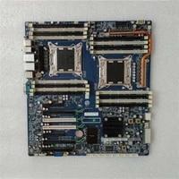 workstation motherboard for hp z820 workstation rev 1 01