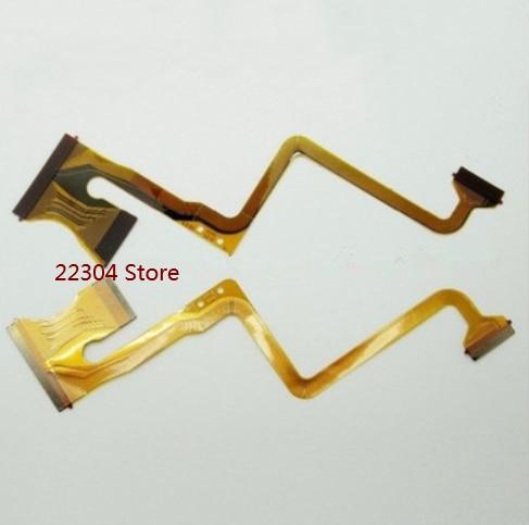 1PCS NEUE LCD screen rodate welle flex kabel für JVC GZ-MS95 MS120 MS123 MS130, HM200 GZ-MS95SE HD320 Video Kamera