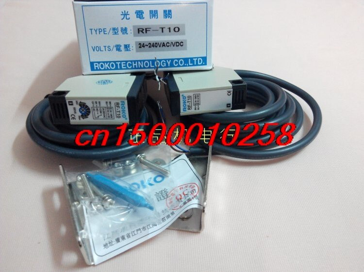 FREE SHIPPING %100 New and original RF-T10 Photoelectric switch sensor 10M