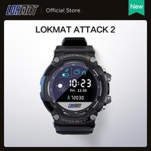 2021 new LOKMAT ATTACK 2 Sport Smart Watch ,IP68 Waterproof Fitness Tracker ,Pedometer Calorie Smart