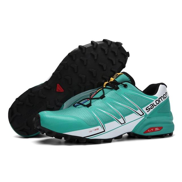 Zapatillas De Deporte Todoterreno Para Hombre Calzado Informal Resistente Para Caminar Al...