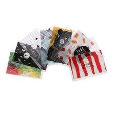 Livraison directe bande dessinée carte de crédit manchon protecteurs ID support étui Kawaii PVC couche organisateur