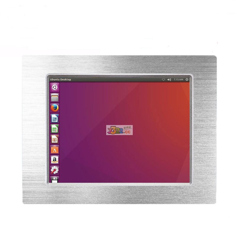 15 inch intel celeron J1900 Industrial Touch Screen Panel PC 4GB ram 64GB SSD Embedded Computer enlarge