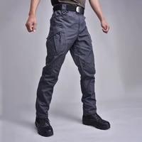 ix9 stretch hiking pants men outdoor sports trekking camping fishing cargo waterproof sport trousers military tactical pants 3xl