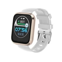 wwoor women bluetooth compatible smart watch sports smart bracelet with heart rate blood pressure monitoring smartwatch for men