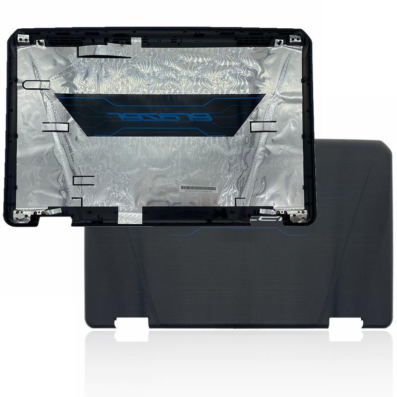GZEELE 90% جديد لـ MSI GT70 GX70 GT780DX 1761 1762 1763 الغطاء الخلفي LCD الغطاء الخلفي LCD