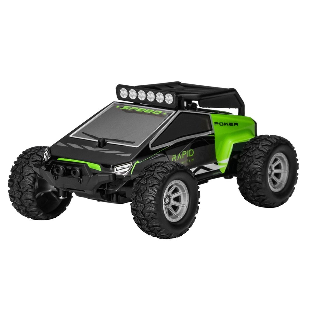 1:32 Full Scale 4CH 2WD 2.4GHz Mini Off-Road RC Racing Car Truck Vehicle High Speed 20km/h Remote Control Climbing Car Model enlarge