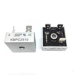Componentes eletrônicos novos kbpc1510 kbpc2510 kbpc3510 kbpc5010 ponte retificadores