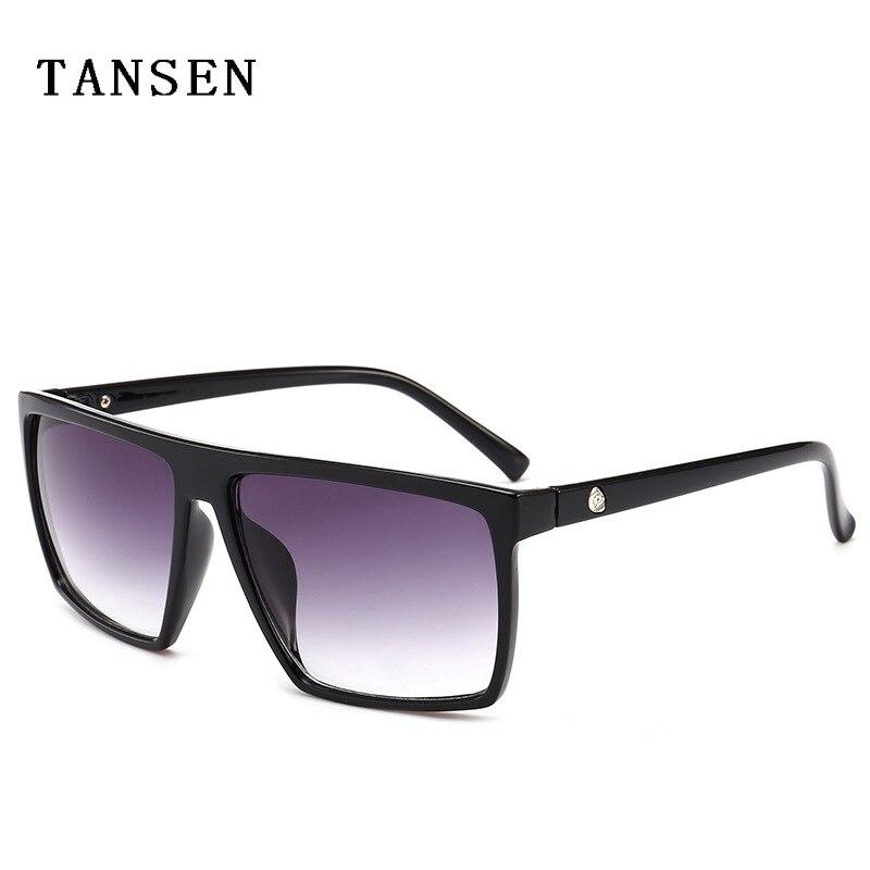 Новинка, классические мужские прямоугольные солнцезащитные очки 2021, брендовые дизайнерские женские мужские солнцезащитные очки, затемняю...