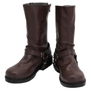 Витая Страна Чудес Косплей Ruggie бучи сапоги ПУ обувь Хэллоуин Карнавал Вечеринка косплей костюм реквизит