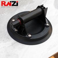 Вакуумная присоска Raizi для стеклянной плитки, сверхмощная присоска с ручным насосом из АБС-пластика, 8 дюймов