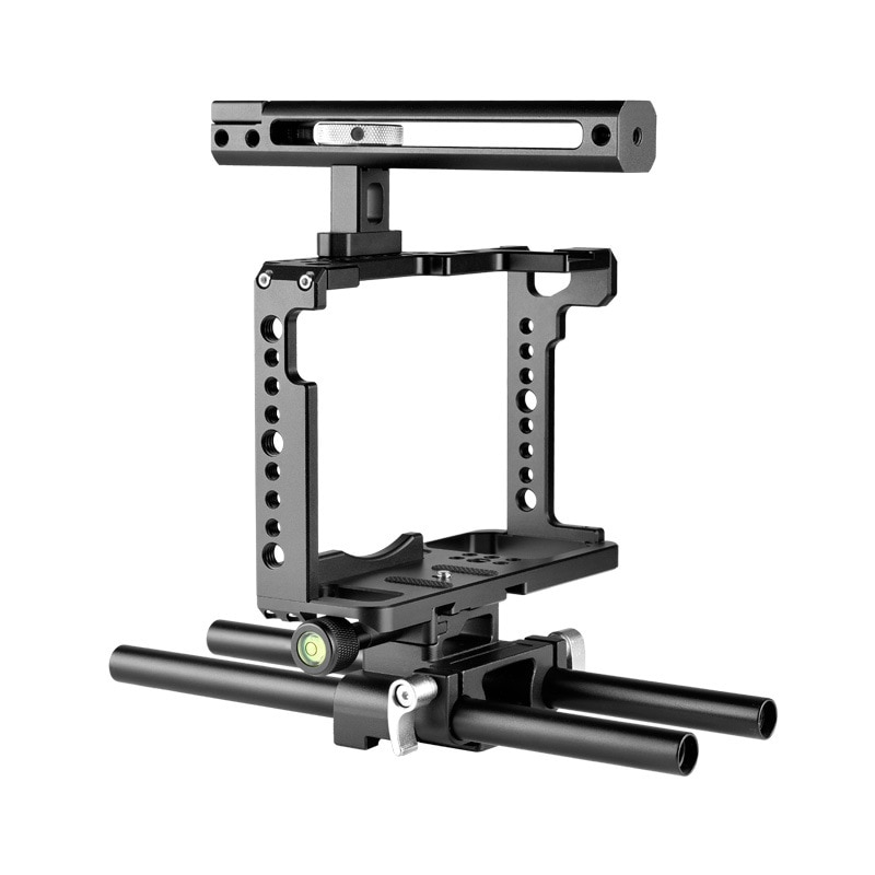 for Lumix DC-S1 S1R S1H Camera Cage Professional Camera Cage Accessories for Panasonic Lumix S1R S1 S1H