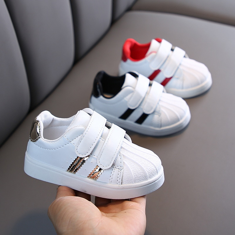Boys Sneakers for Kids Shoes Baby Girls Toddler Shoes Fashion Casual Lightweight Breathable Soft Sport Running Children's Shoes