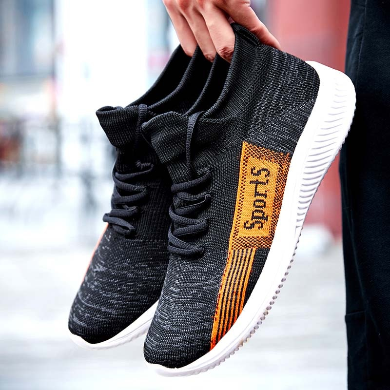 2020 New High-quality Men's Casual Shoes Male Outdoor Mesh Sneakers Mens Running Shoes High end Fashion Classic Trendy Sneakers