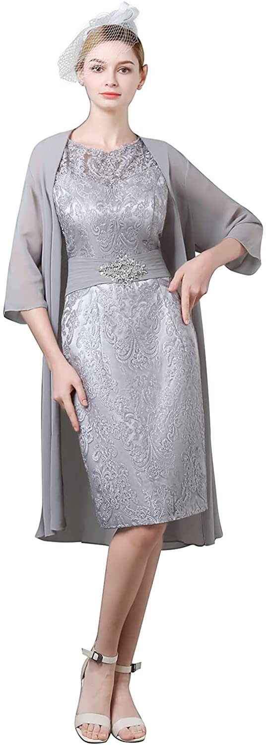 charles west the mother s manual of children s diseases Women's Mother Of The Bride Dresses Tea Length Two Pieces With Jacket plus size dress  mother of the bride