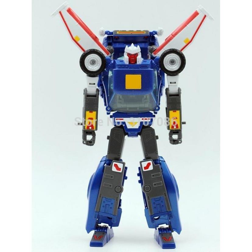 TKR transformación MP25 MP-25 pistas MP obra maestra KO colección de figuras de acción Robot Juguetes