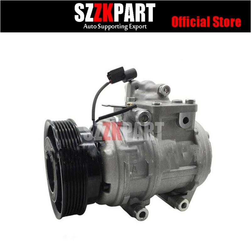 Compresor 10pa17c, bomba de aire acondicionado ac aircon para Kia Mohave Borrego 977012J000 977012J001 97701-2J000 97701-2J001