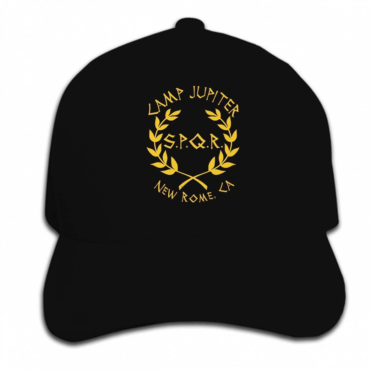 Imprimir personalizado gorra de béisbol hombres campo Júpiter mujeres sombrero Peaked Cap