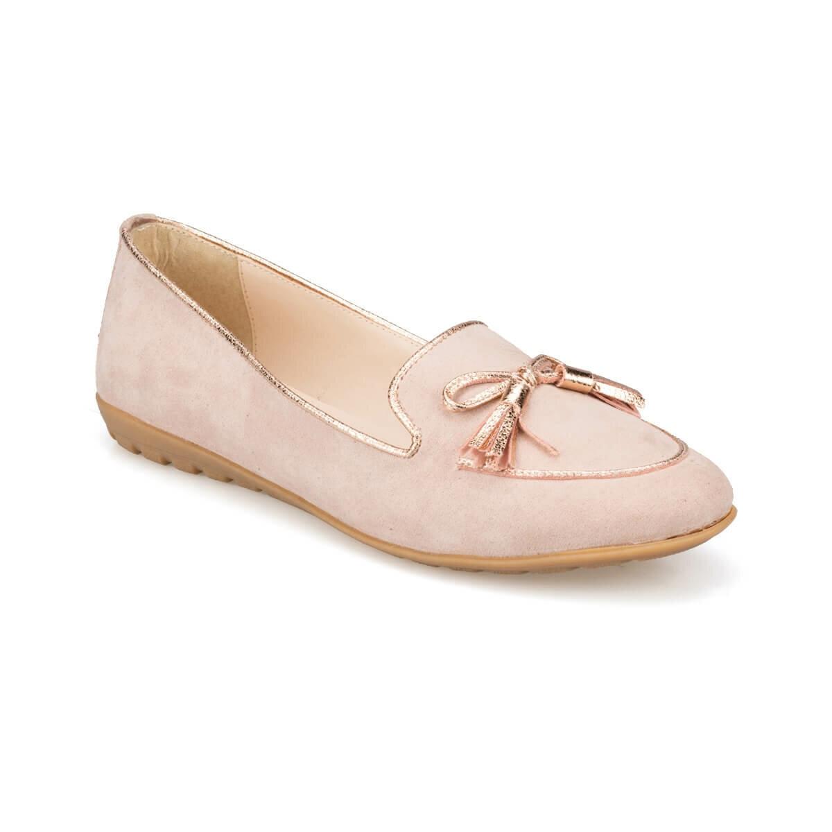 Flo 91.313056. z em pó sapatos femininos loafer polaris