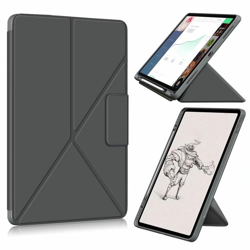 Soporte magnético de TPU para iPad Pro 11 2021, funda inteligente con...