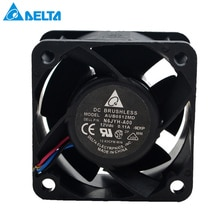 Delta AUB0512MD 5020 DC 12V 0.11A N6JYH-A00 inverter sunucu soğutma fanı pwm 4 pin