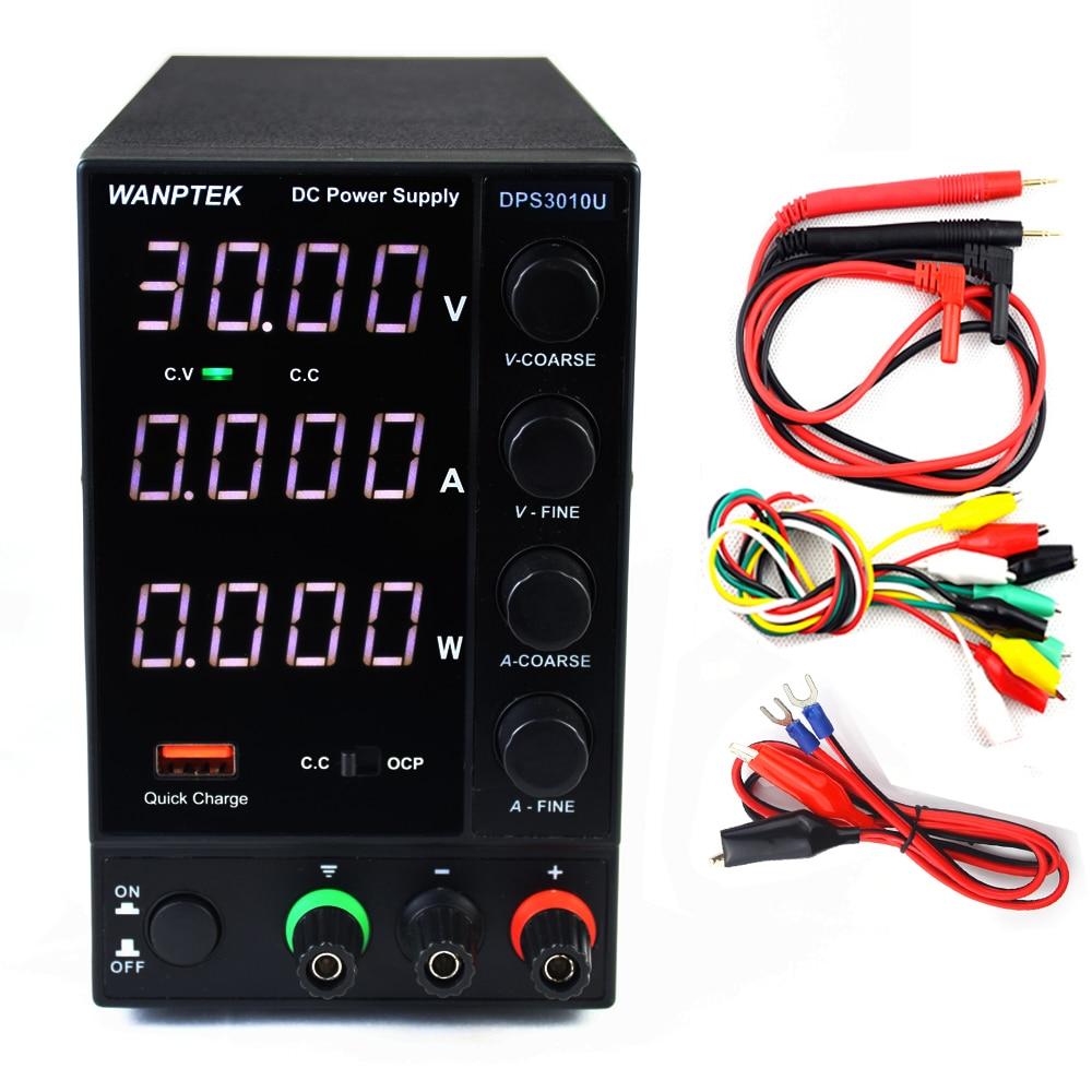 DPS3010U 30 فولت 10A/DPS305U 30 فولت 5A/DPS605U 60 فولت 5A/300 واط تحويل تيار مستمر امدادات الطاقة 4 أرقام قابل للتعديل مصغرة امدادات الطاقة التيار المتناوب 110 فول...