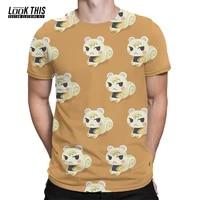 animal crossing anime 3d print summr 2021 funny mens oversized t shirt short sleeved t shirt boy teen cool streetwear tops
