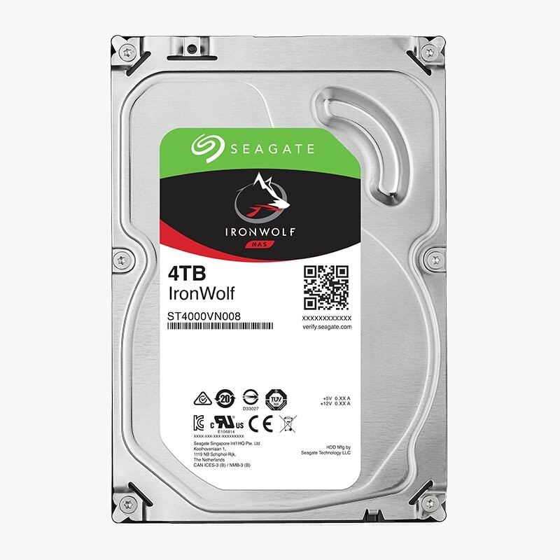 Wholesale Suitable for Seagate/Seagate 1-16 t cool Wolf NAS desktop mechanical hard disk 3.5 -inch network storage enlarge