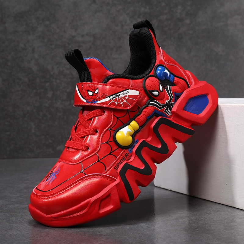 Marvel's Spider-Man shoes boys' new children's casual sports shoes toddler boy shoes enlarge
