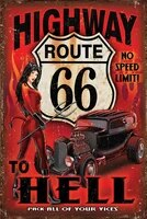 gas station bar decoration route 66 welcome sign in home decor garden posters for outside man cave wall stickers metal signs